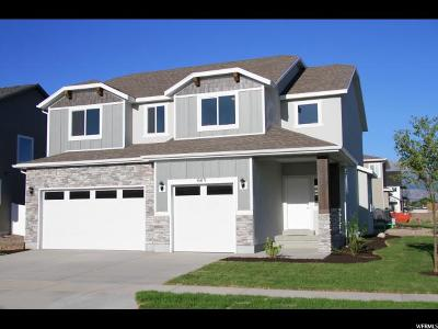 Lehi Single Family Home For Sale: 643 S 2100 W #63