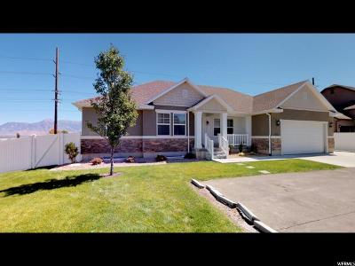 Saratoga Springs Single Family Home For Sale: 1468 S Lake View Terrace Rd W