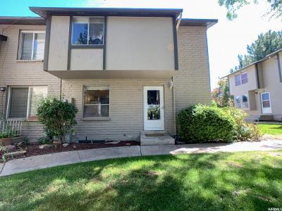 West Jordan Townhouse For Sale: 45 Santa Rosa