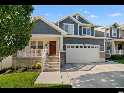 Lehi Single Family Home For Sale: 711 E 380 S