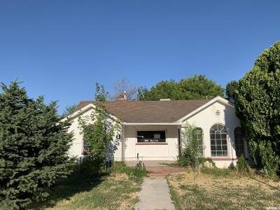 Payson Single Family Home For Sale: 230 S 100 W