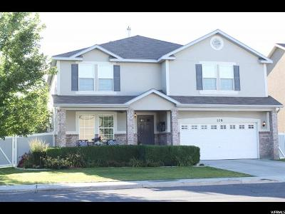 Lehi Single Family Home For Sale: 579 S River Way