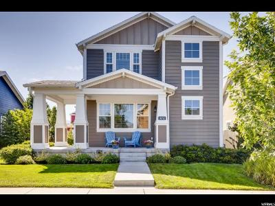 South Jordan Single Family Home For Sale: 10712 S Indigo Sky Way