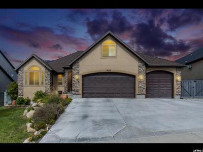 Eagle Mountain Single Family Home For Sale: 9073 N Clubhouse Ln E