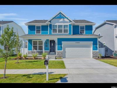 Herriman Single Family Home For Sale: 13232 S Upper Wood Ln