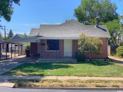 Spanish Fork Single Family Home For Sale: 283 N 200 W