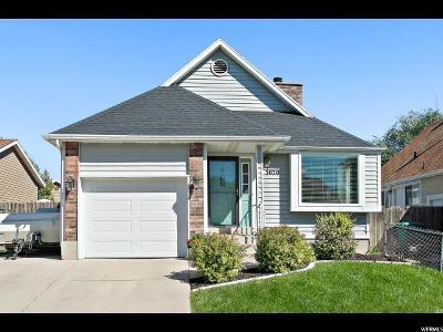 West Jordan Single Family Home For Sale: 3070 W 8525 S