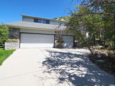 Sandy Single Family Home For Sale: 3323 E Seven Springs Dr S