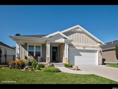 Salt Lake City Single Family Home For Sale: 492 E Vine St