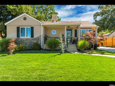 Bountiful Single Family Home For Sale: 830 N 400 E