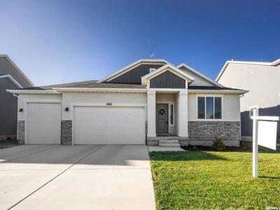 Eagle Mountain Single Family Home For Sale: 4065 E Hudson Way