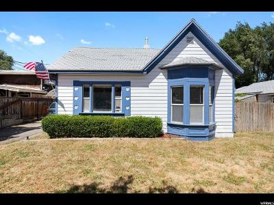 West Jordan Single Family Home Under Contract: 1760 W 8200 S