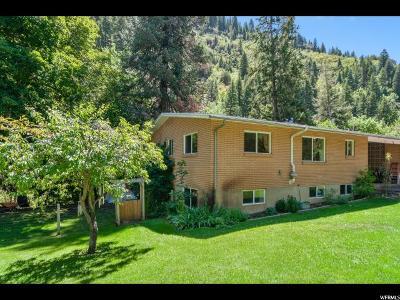 Ogden UT Single Family Home For Sale: $299,000