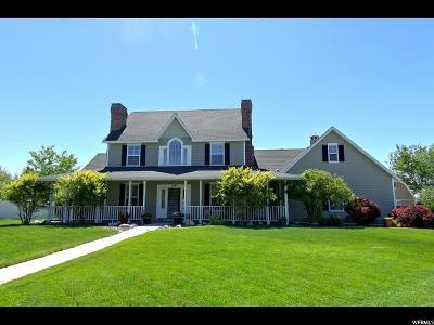 Farr West UT Single Family Home For Sale: $488,000