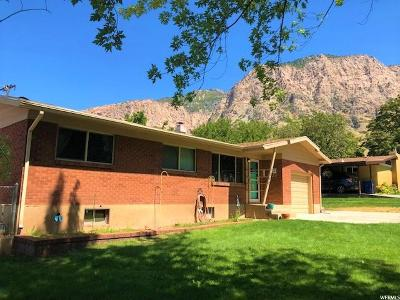 Ogden UT Single Family Home Under Contract: $245,000
