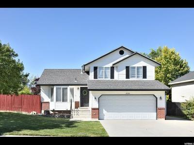 West Jordan Single Family Home For Sale: 5084 W 6225 S