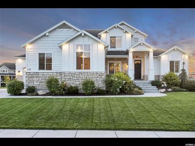 Farmington UT Single Family Home For Sale: $829,900