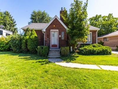Bountiful Single Family Home For Sale: 246 E 200 N
