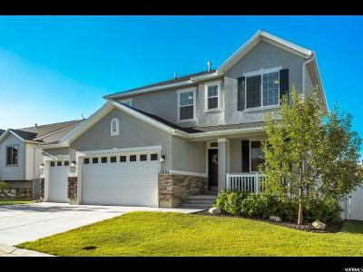 West Jordan Single Family Home For Sale: 7034 W Harvest Skies Ct