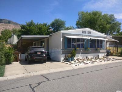 Ogden UT Single Family Home For Sale: $42,000