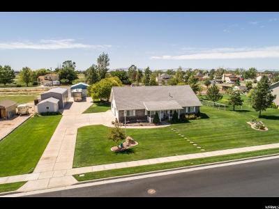 Farr West UT Single Family Home For Sale: $485,000