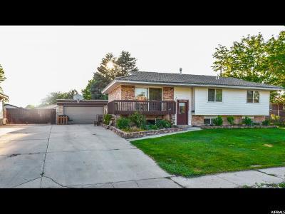 Single Family Home For Sale: 3480 S Park Meadows St E
