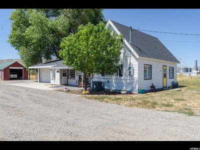 Single Family Home For Sale: 392 S 300 W