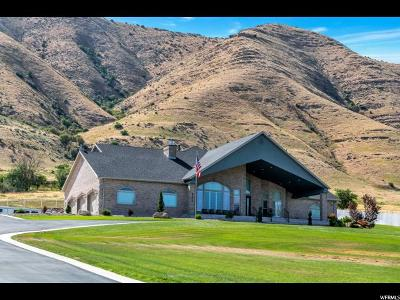 Utah County Single Family Home For Sale: 8806 S 6200 W