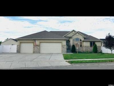 Single Family Home For Sale: 1559 W 775 S