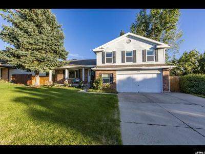 Sandy Single Family Home For Sale: 1210 E Hollyridge Rd