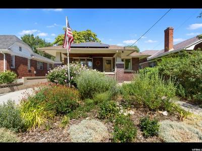 Salt Lake City UT Single Family Home For Sale: $489,900