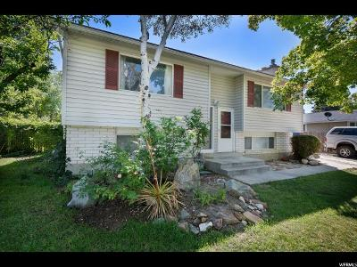 Sandy Single Family Home For Sale: 10579 S Primrose Dr E