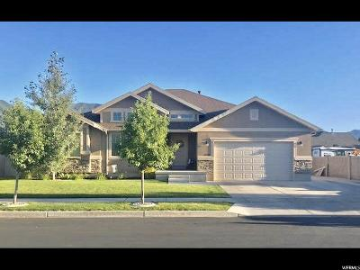 Spanish Fork Single Family Home For Sale: 1738 E 70 N