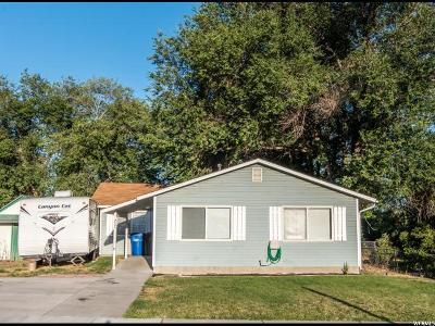 Brigham City UT Single Family Home For Sale: $224,900