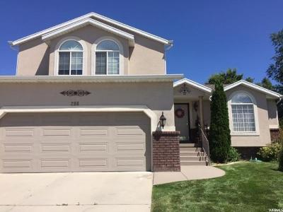 Sandy Single Family Home For Sale: 286 E Eaglebrook Dr S