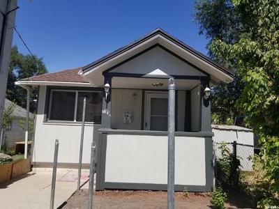 Salt Lake City UT Single Family Home For Sale: $175,000