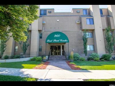 Salt Lake City UT Condo For Sale: $262,000
