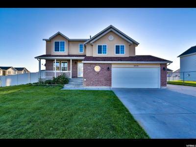 Roy UT Single Family Home For Sale: $322,500