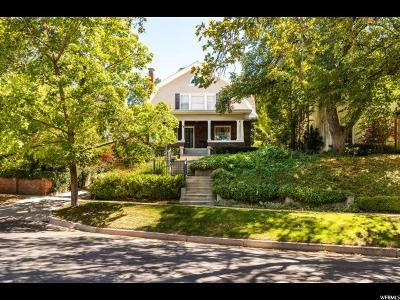Salt Lake City UT Single Family Home For Sale: $699,000