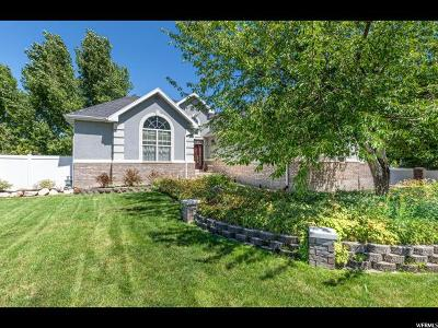 West Jordan Single Family Home For Sale: 5122 W 7680 S