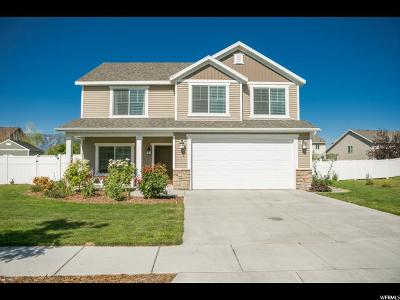 Logan Single Family Home Under Contract: 785 S Legend Dr