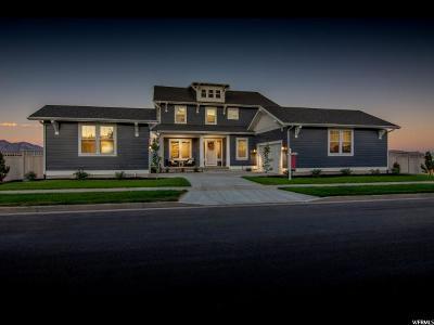 South Jordan Single Family Home For Sale: 10767 S Fern Ridge Dr