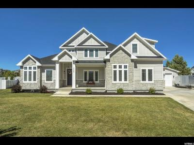 South Jordan Single Family Home For Sale: 10982 S Gracie May Ln