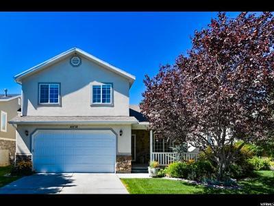South Jordan Single Family Home For Sale: 10838 S Pine Grove Way W