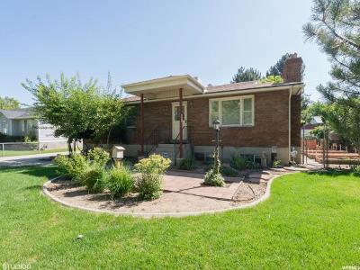 Sandy Single Family Home For Sale: 7907 S 965 E