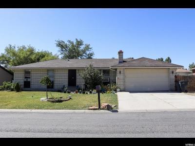 South Jordan Single Family Home For Sale: 4055 W Severn Circle