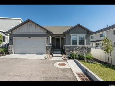Herriman Single Family Home For Sale: 4958 W Tobago Ln S