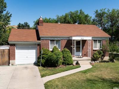 Salt Lake City Single Family Home For Sale: 942 N Victoria Way