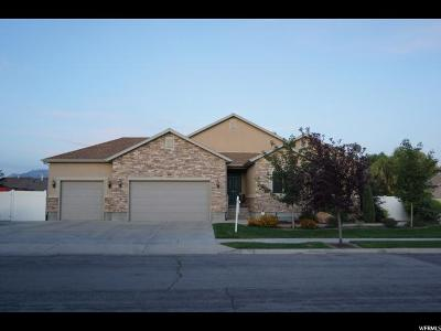 Riverton Single Family Home For Sale: 12487 S Andreas St