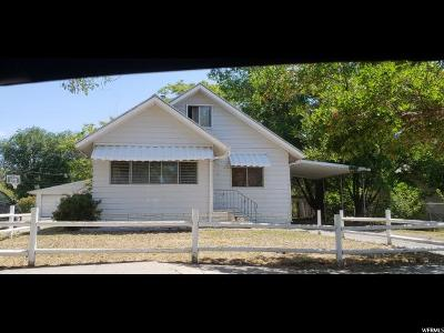 Price Single Family Home For Sale: 266 N 200 E